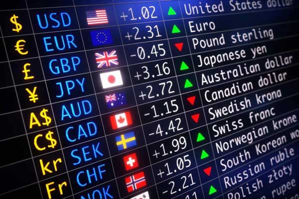 Терминал валютных пар