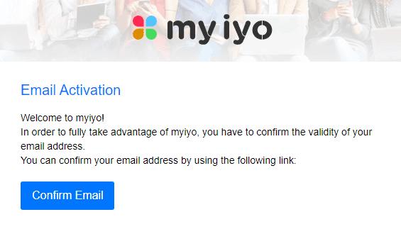 Как зарегистрироваться на Myiyo
