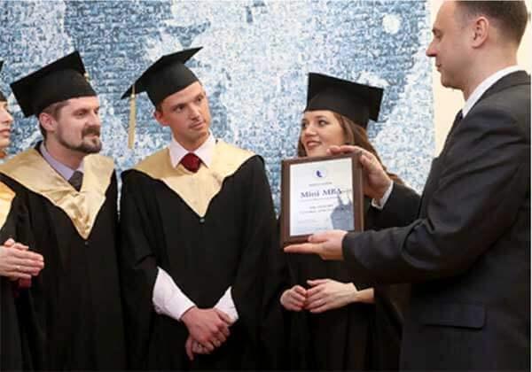 Курс «Mini MBA. Классический» от Русской школы управления