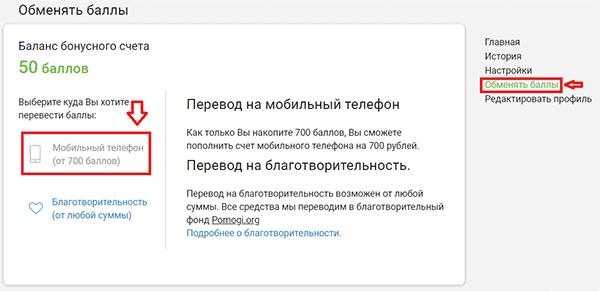 Вывод средств на InternetOpros