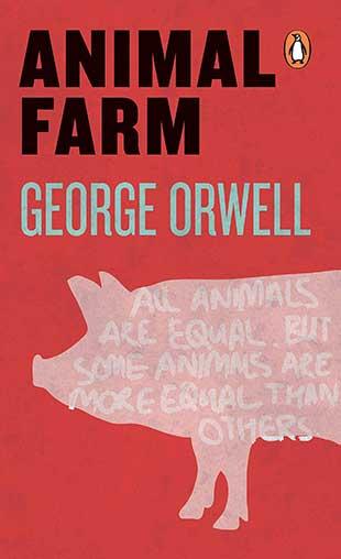 Книга Animal Farm от George Orwell