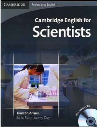 Книга Cambridge English for Scientists от Tamzen Armer