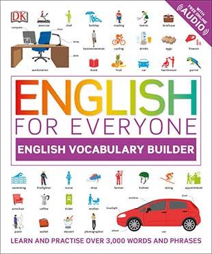 Книга English for everyone Englis vocabulary builder от DK