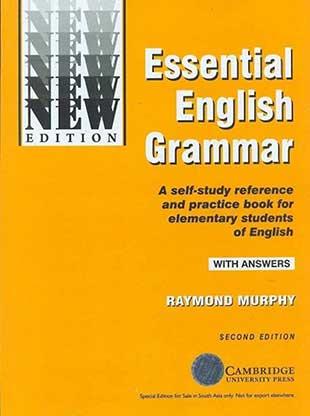 Книга Essential English Grammar от Raymond Murphy