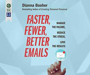 Книга Faster, Fewer, Better Emails от Dianna Booher