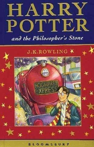 Книга Harry Potter and The Philosopher's Stone от Joanne Rowling