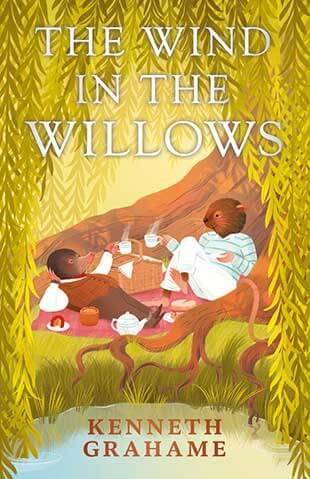 Книга The Wind in the Willows от Kenneth Grahame