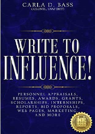 Книга Write to Influence от Carla D. Bass