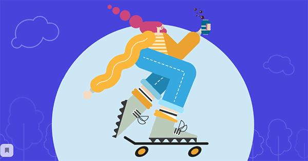 Бесплатный курс «Корпорация мультиков: изучаем иллюстрацию и анимацию за 2 дня» от SkillBox